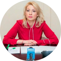 Кристалинская Марианна Николаевна